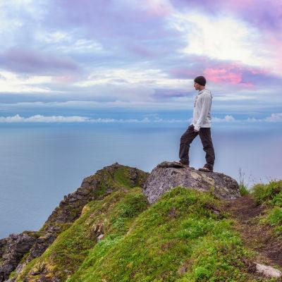 En god grunn til å booke vår firmatur til  Lofoten