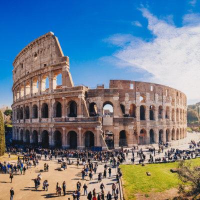 En god grunn til å booke vår firmatur til  Roma